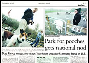 NJ Herald Park for Pooches