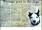 NJ Herald Wantage Goes to Dogs